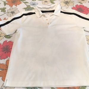 Boys size large fro fit Nike polo